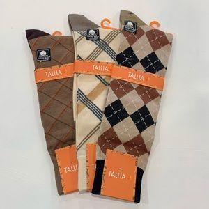 Tallia Socks (set of three)